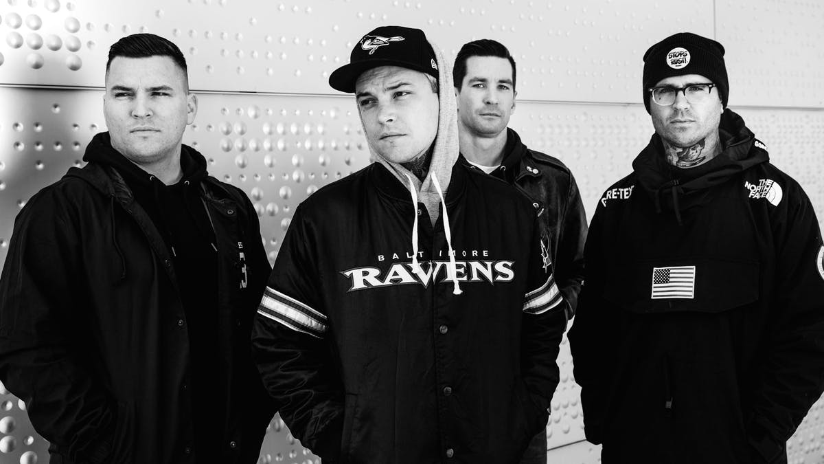 The Amity Affliction Release New Single All My Friends Are Dead