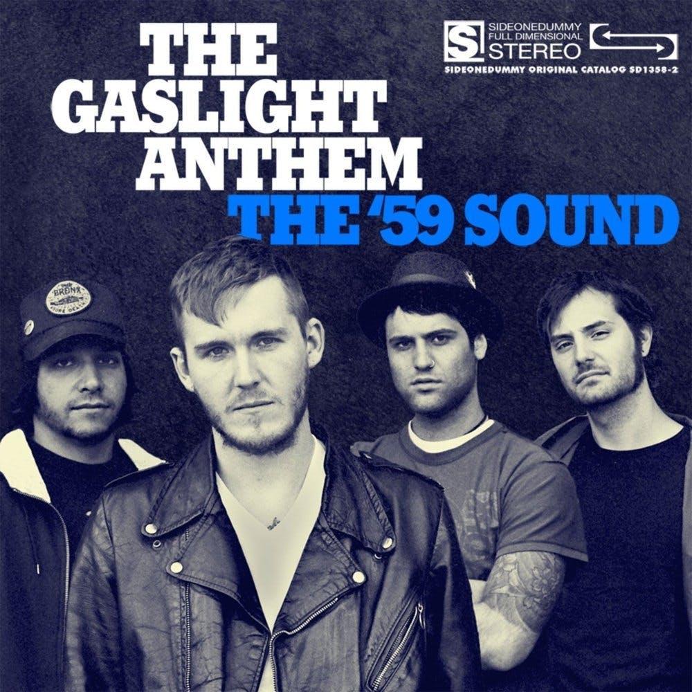 The Gaslight Anthem The 59 Sound Cover
