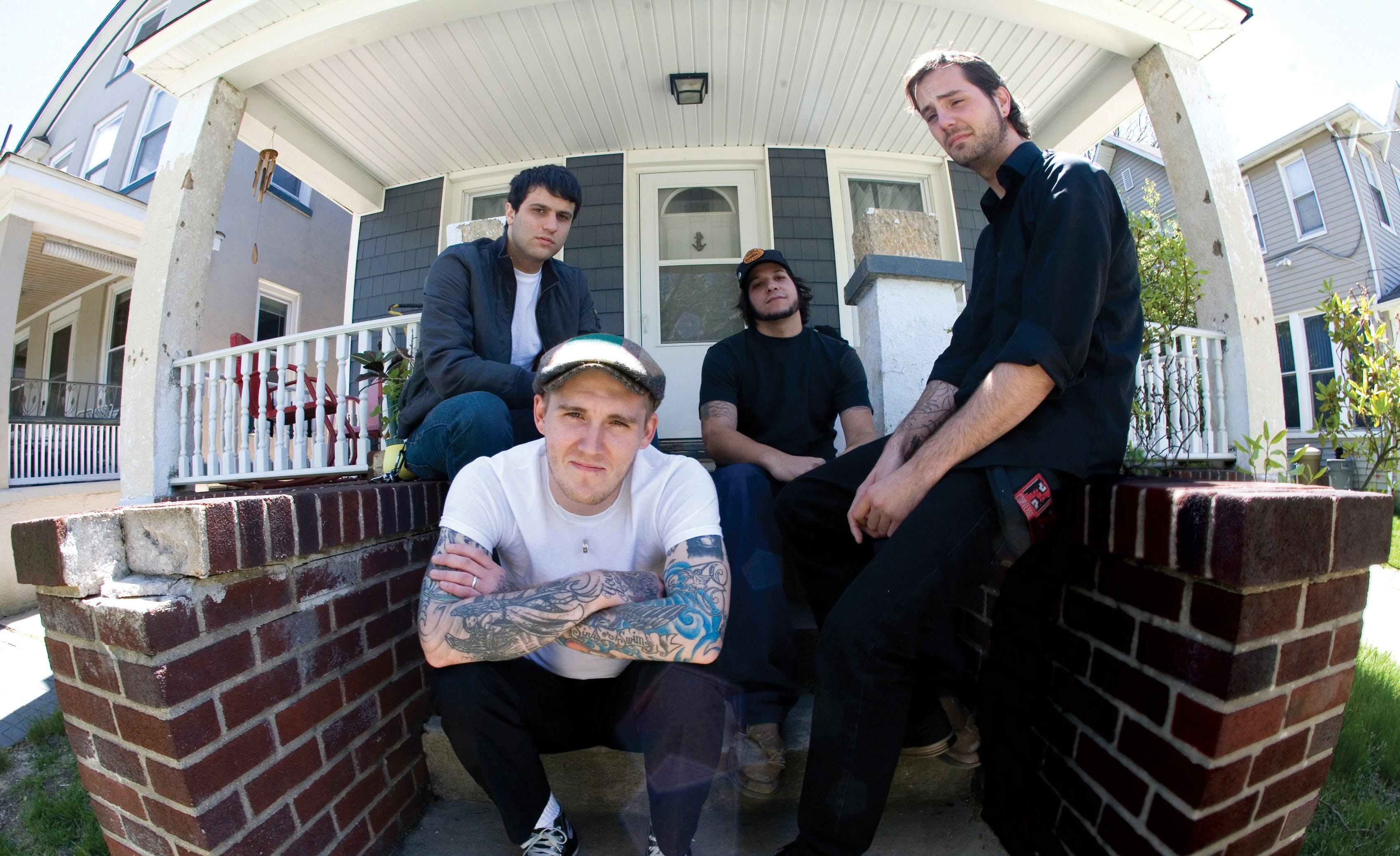 The Gaslight Anthem Talk The '59 Sound Anniversary And Tour
