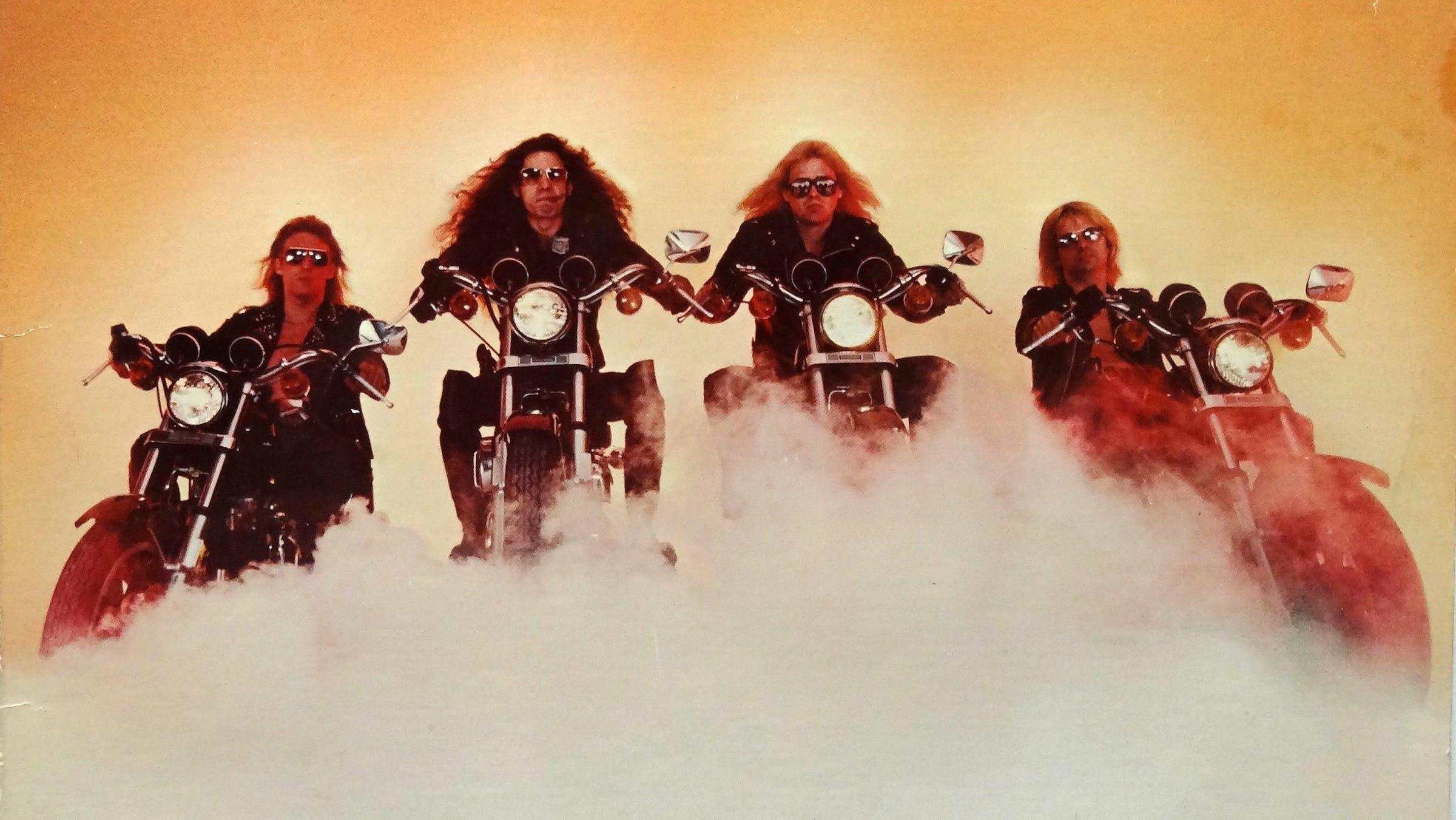 Eric Moore, Singer Of Biker Rock Legends The Godz, Dead At 67