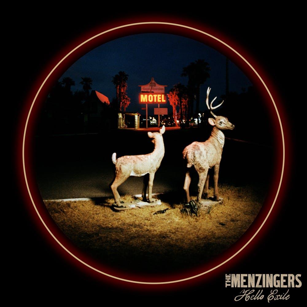 The Menzingers Hello Exile Artwork