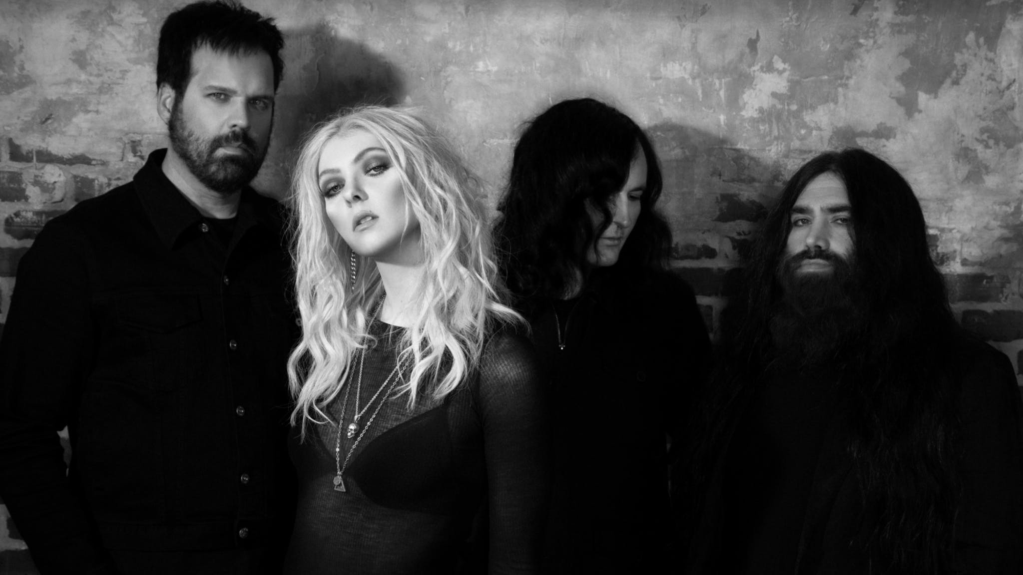 The Pretty Reckless promo December 2020