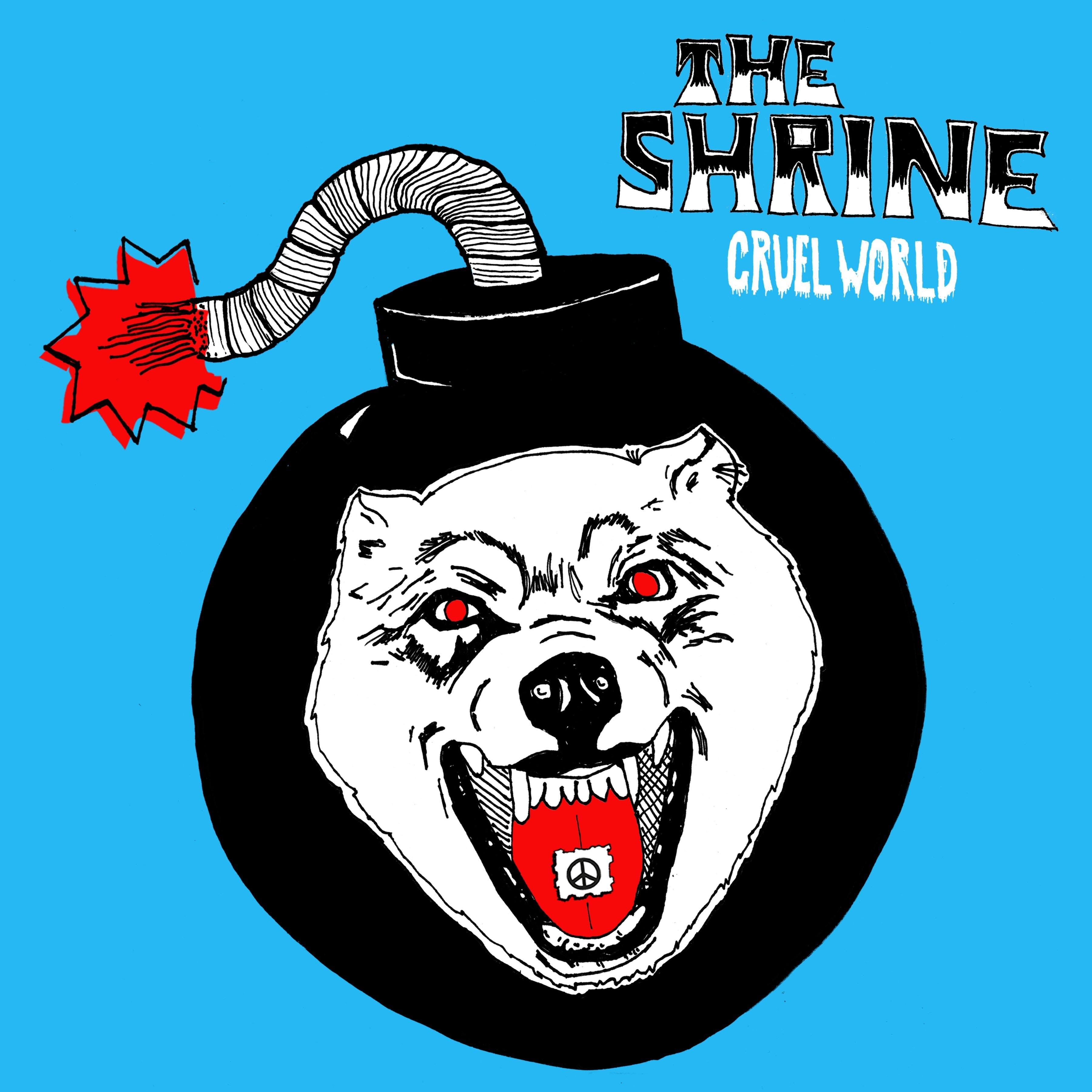 The Shrine Cruel World Ep Cover