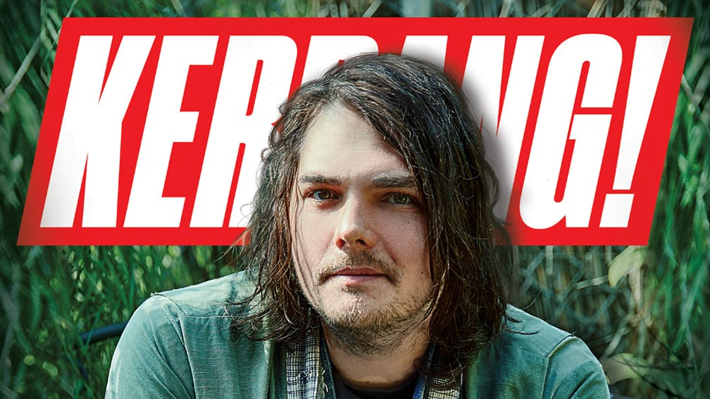 "Gerard Way: ""Making Music Is More Fun These Days…"""