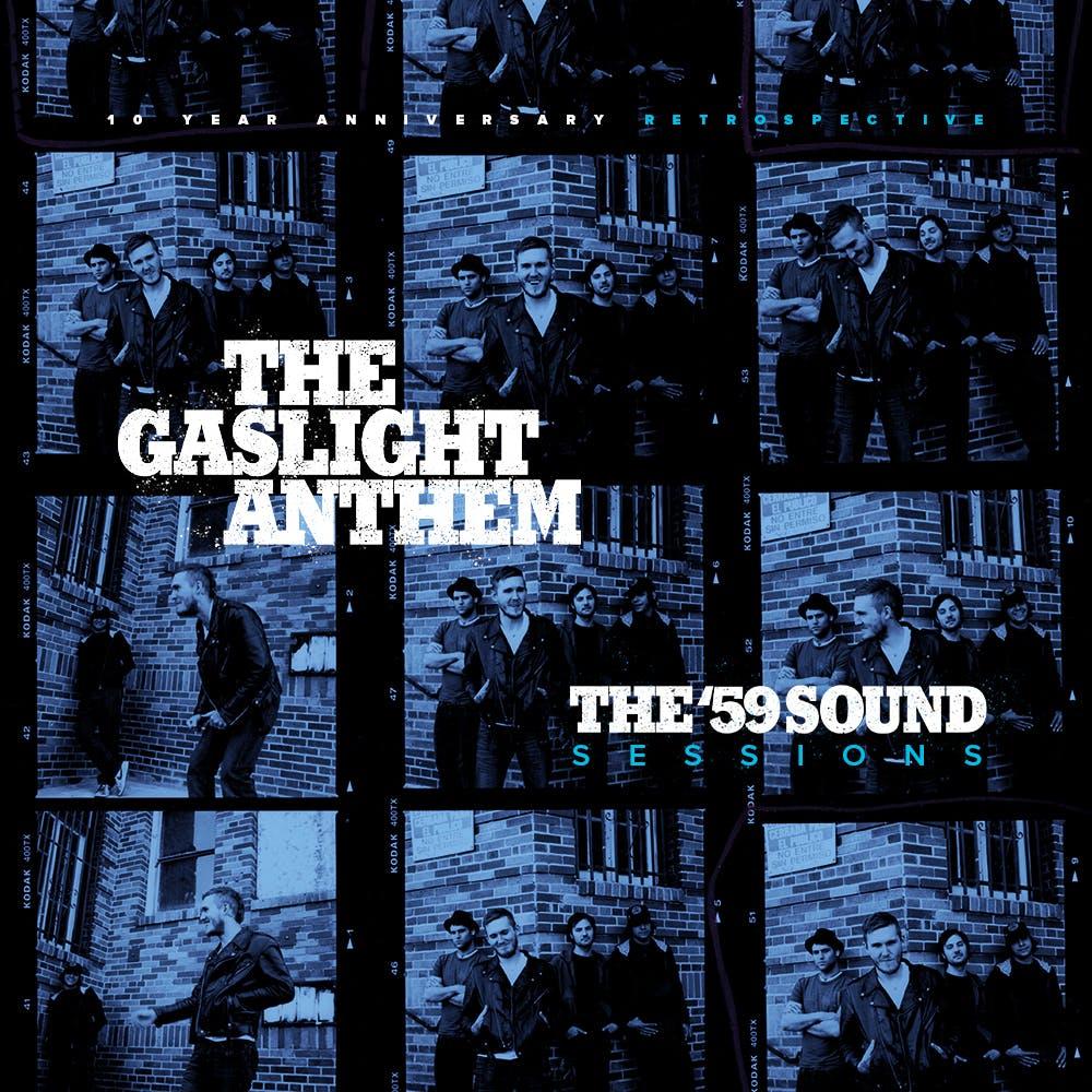 The Gaslight Anthem 59 Sound Sessions