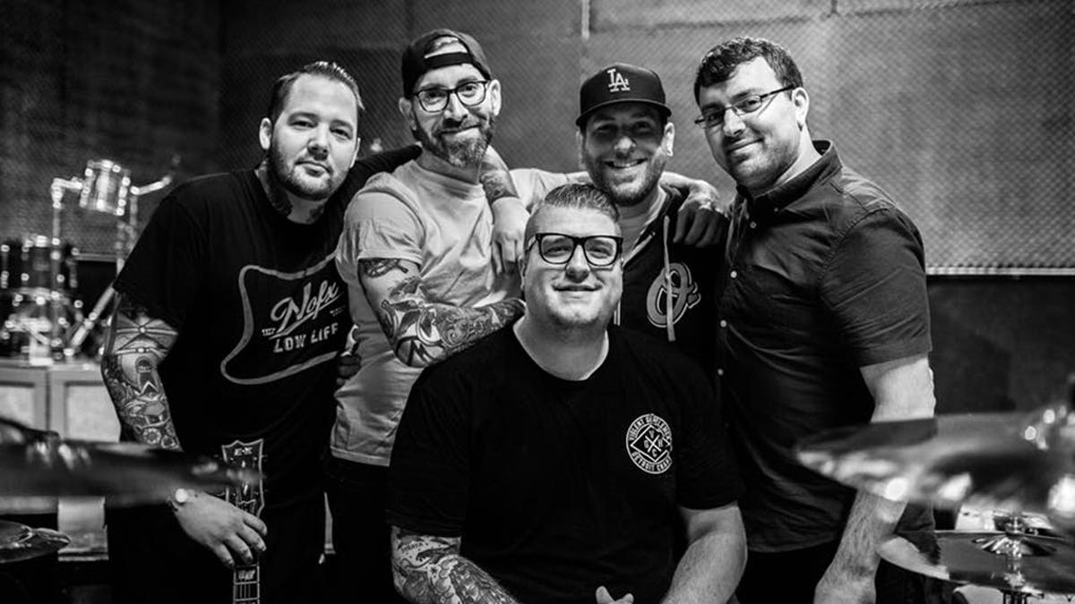 """The Ghost Inside: """"We Want To End Our Band On Our Own Terms, Not Because Of Some Tragedy"""""""