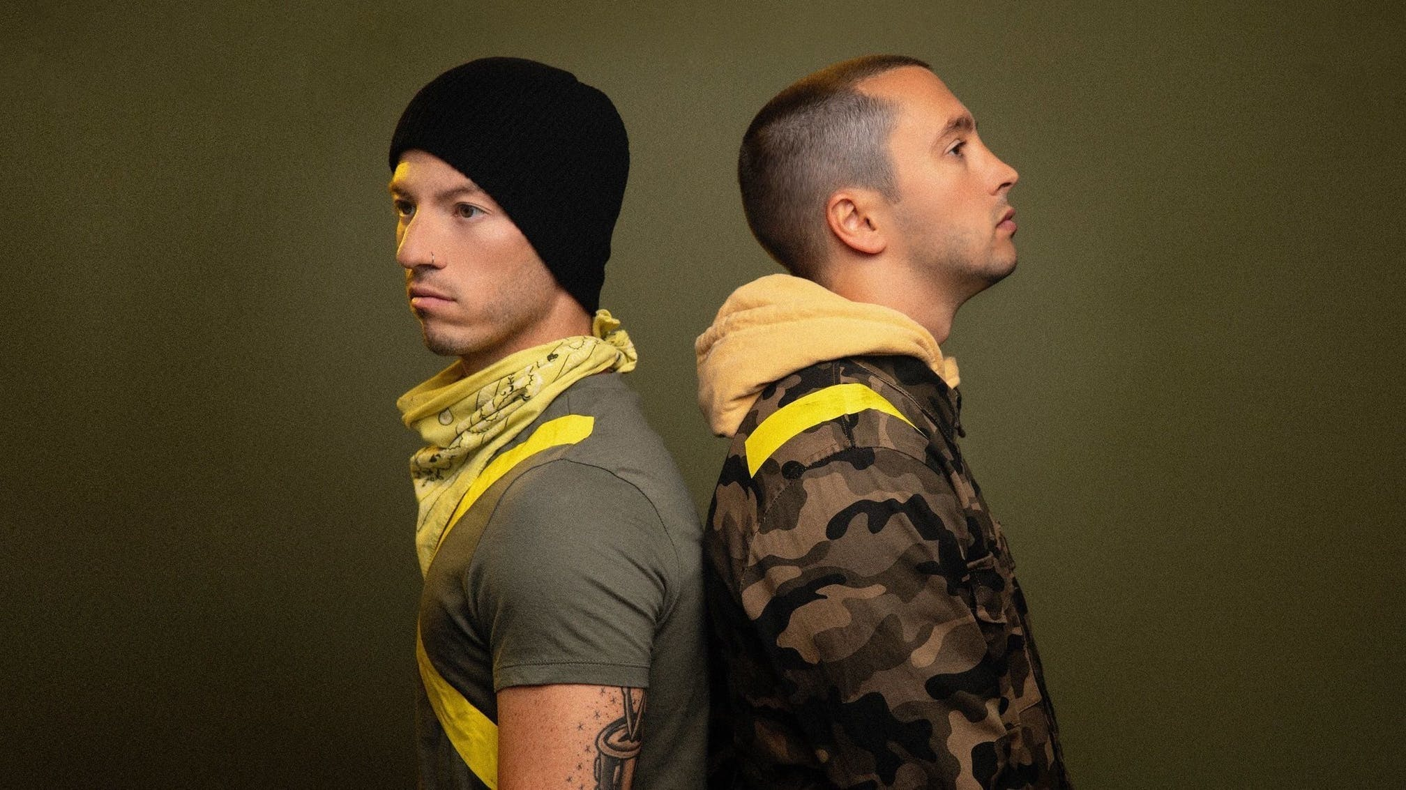 The 10 Best Twenty One Pilots Lyrics So Far U2014 Kerrang
