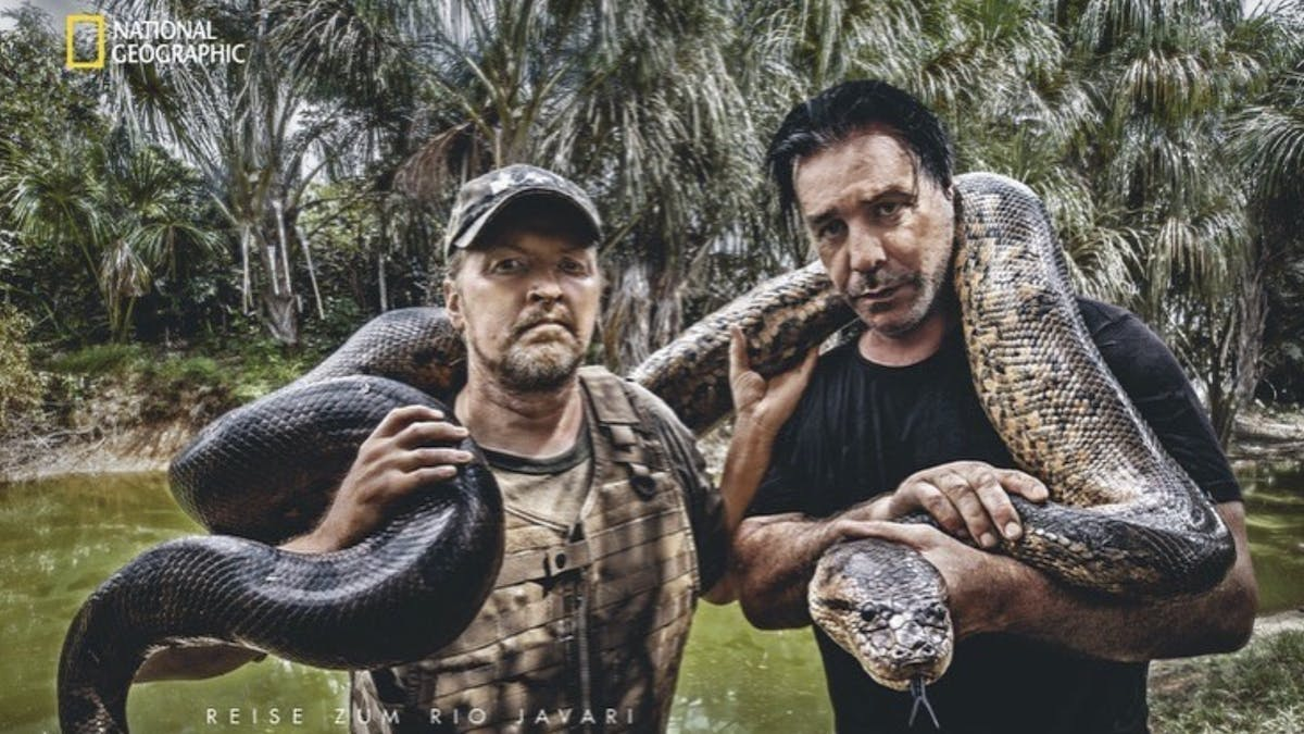 Till Lindemann Has Released Another Book For National Geographic — Kerrang!