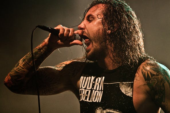 As I Lay Dying's Tim Lambesis Releases Statement