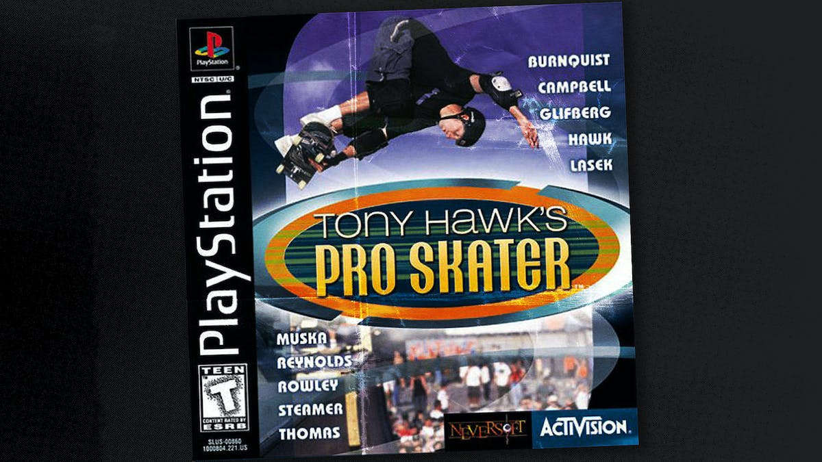 An Oral History Of The Tony Hawk's Pro Skater Soundtrack