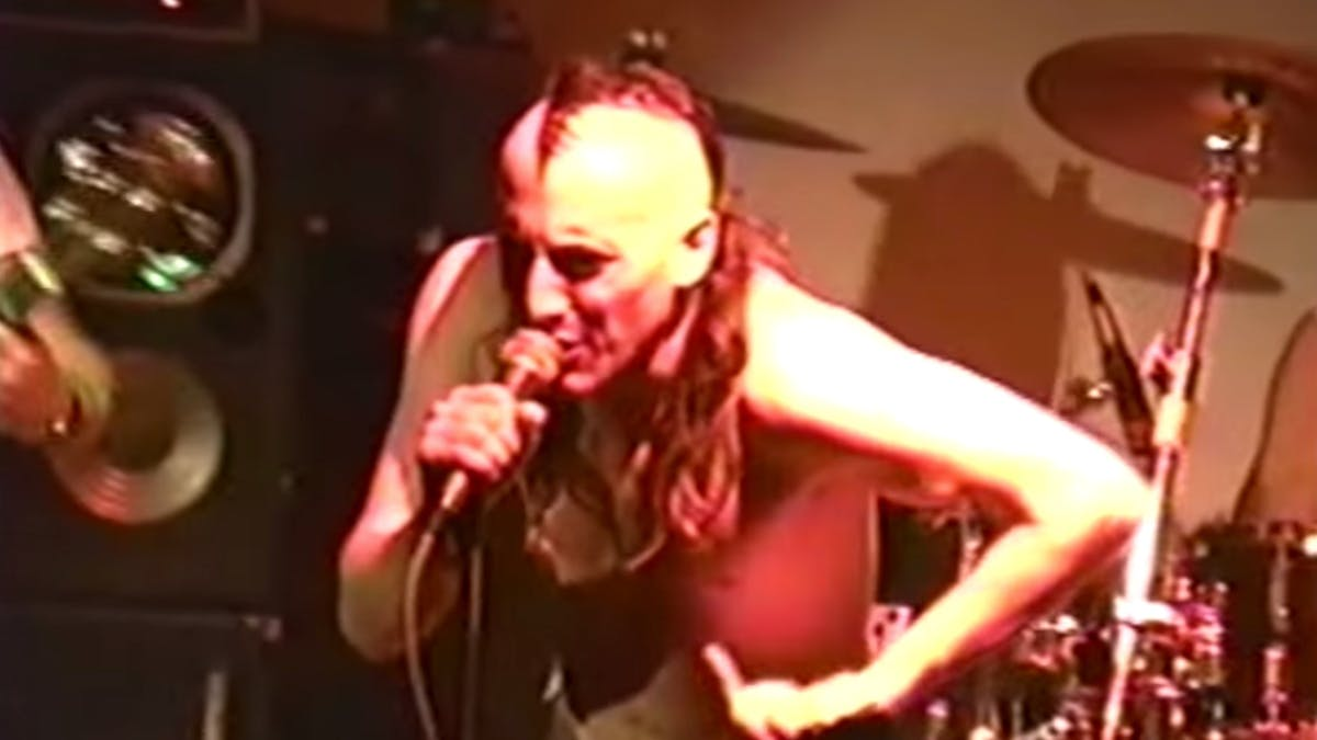 Watch Tool's Terrifying First Live Show Ever From 1991