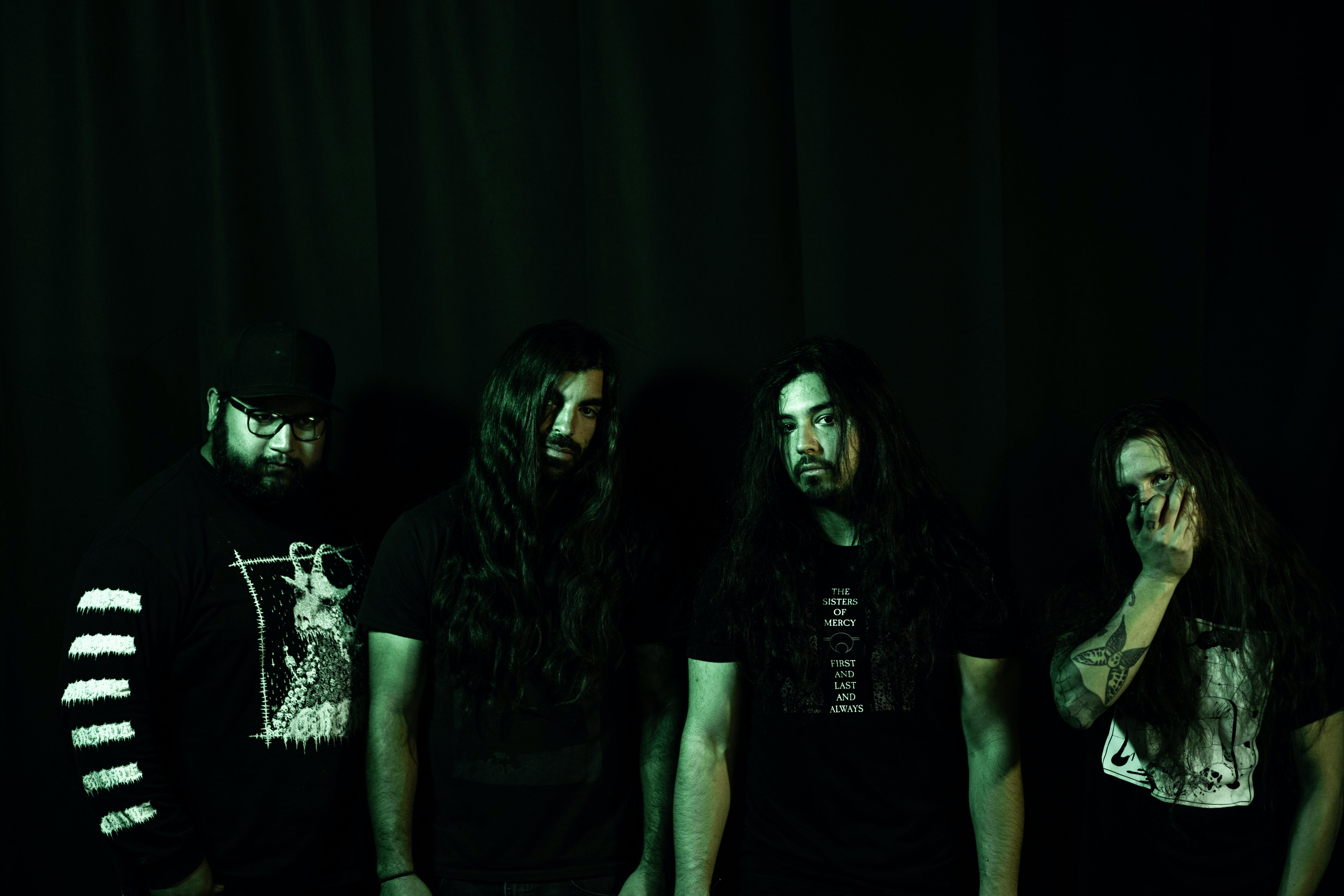 Exclusive: Darken Your Spring With a New Video From Trapped Within Burning Machinery