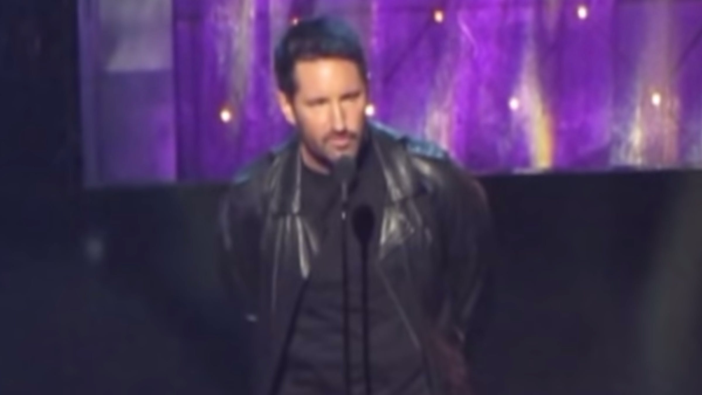 Here's Trent Reznor's Speech Inducting The Cure Into The Rock & Roll Hall Of Fame