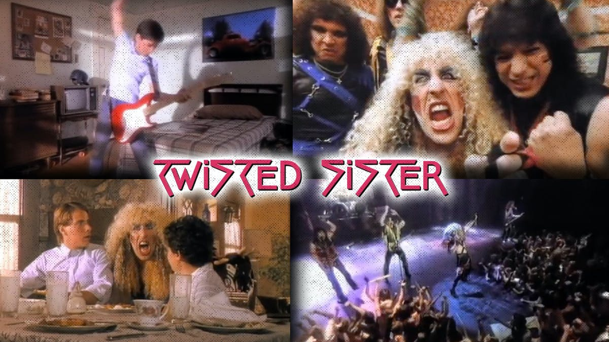 A Deep Dive Into Twisted Sister's We're Not Gonna Take It Video