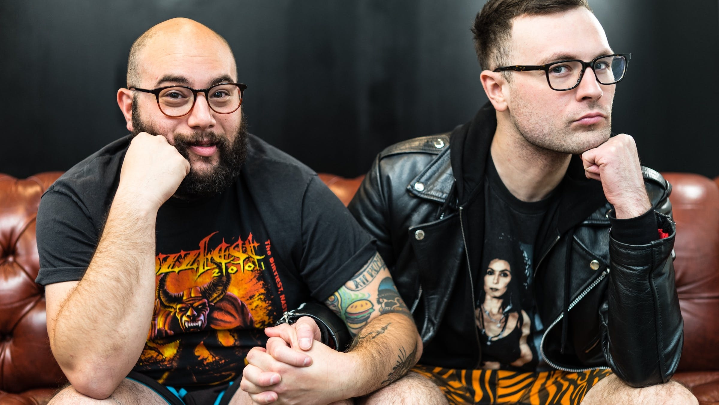 Meet The Guys Behind Metal's Most Hilarious Talk Show