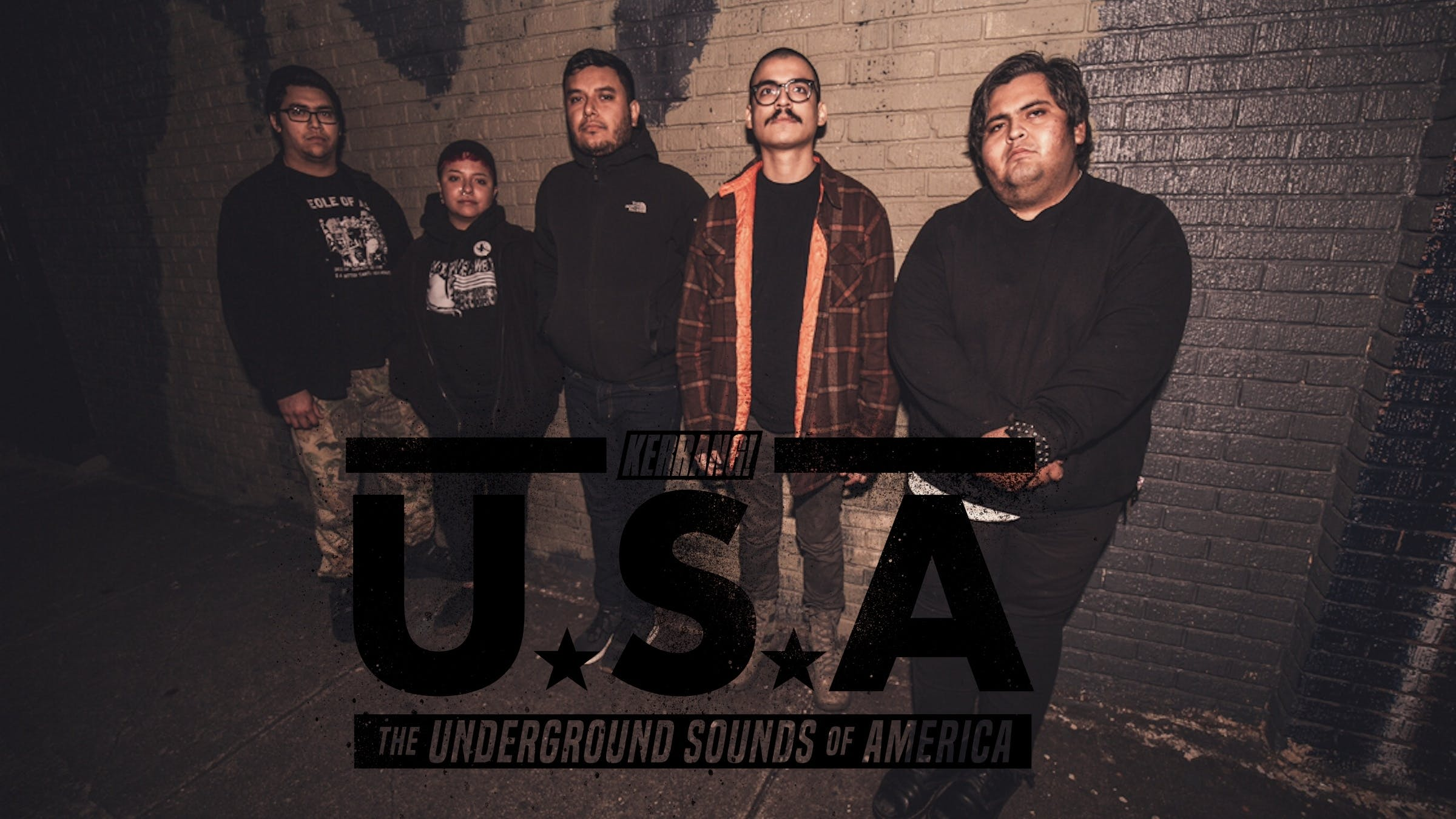 The Underground Sounds Of America: Amygdala