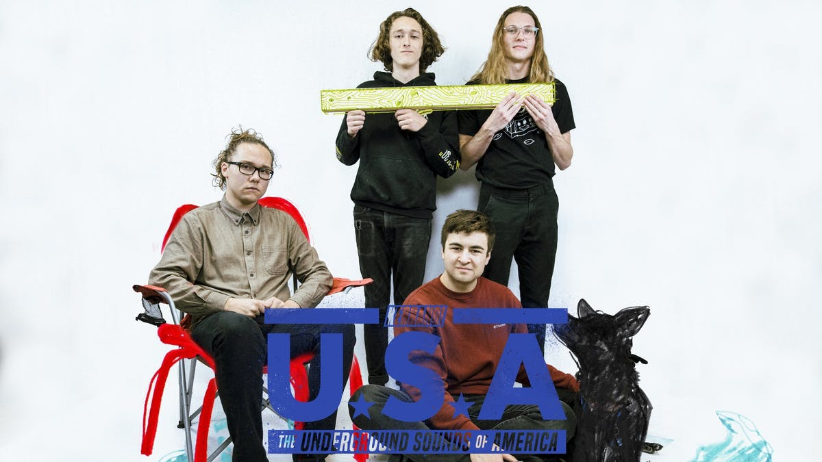 The Underground Sounds Of America: Dogleg — Kerrang!