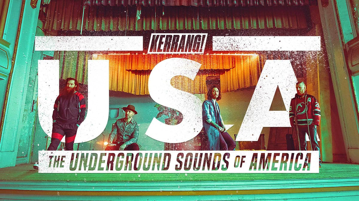 The Underground Sounds Of America: The Number Twelve Looks Like You