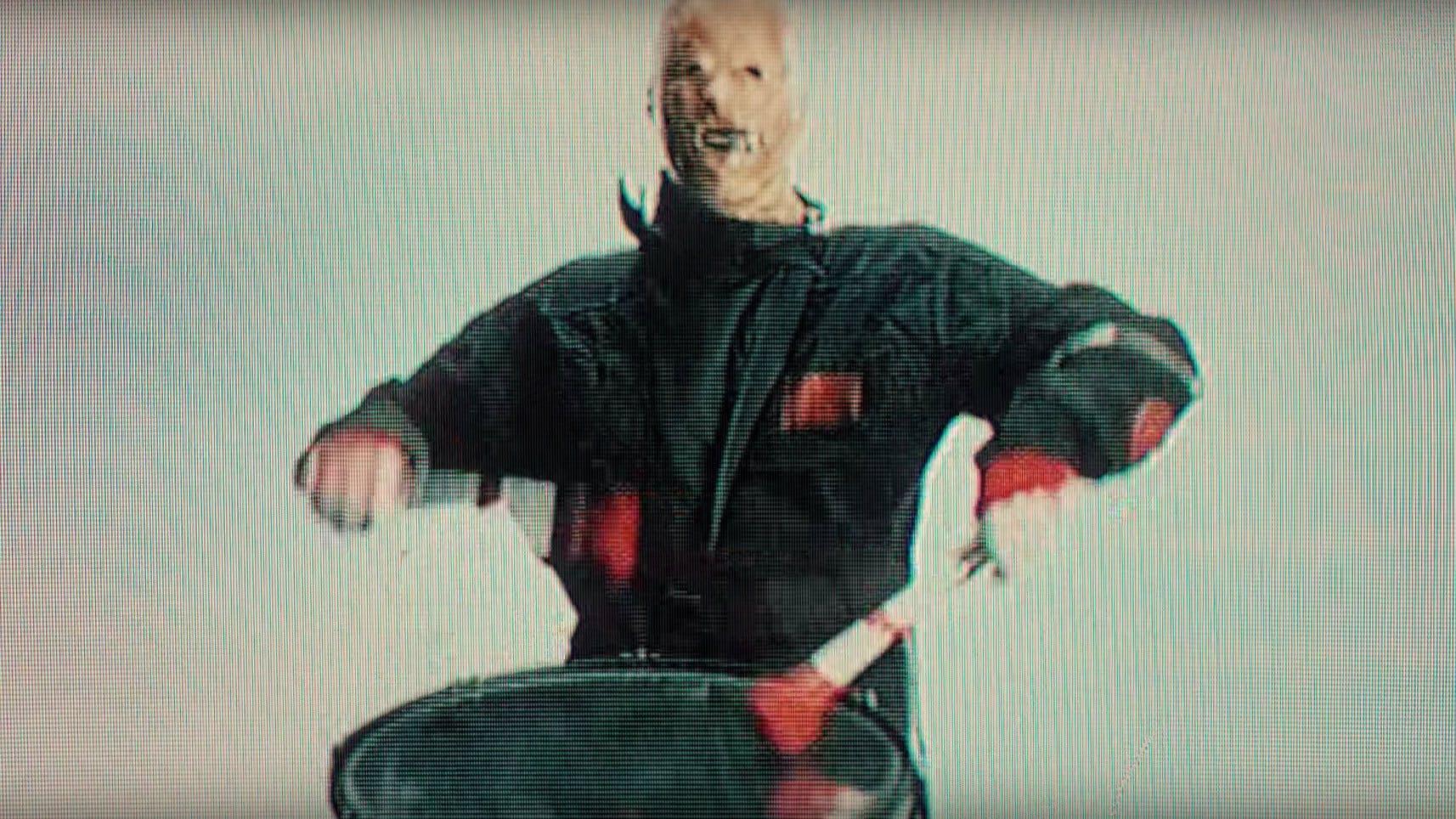 Slipknot Unsainted video grab