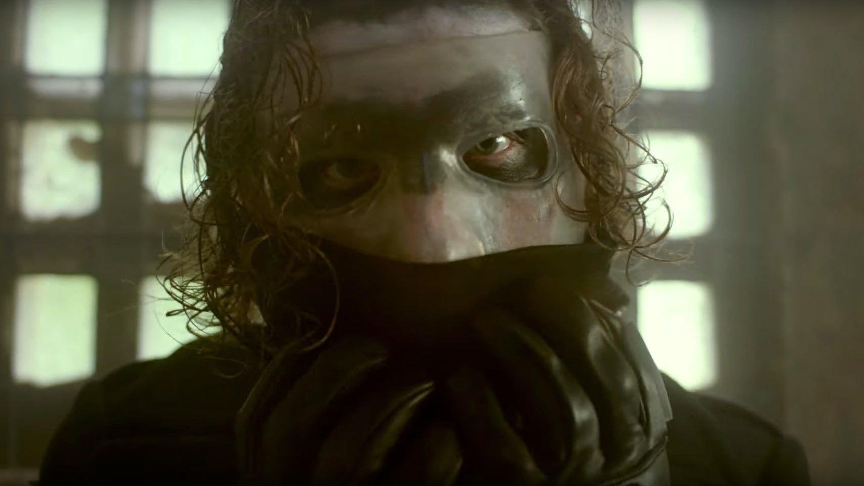 Slipknot's Unsainted video