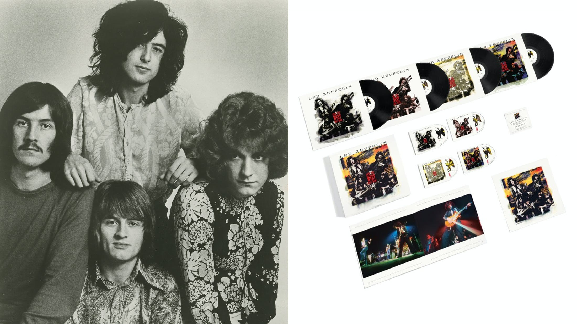 Led Zeppelin To Release New 7 Inch On Record Store Day