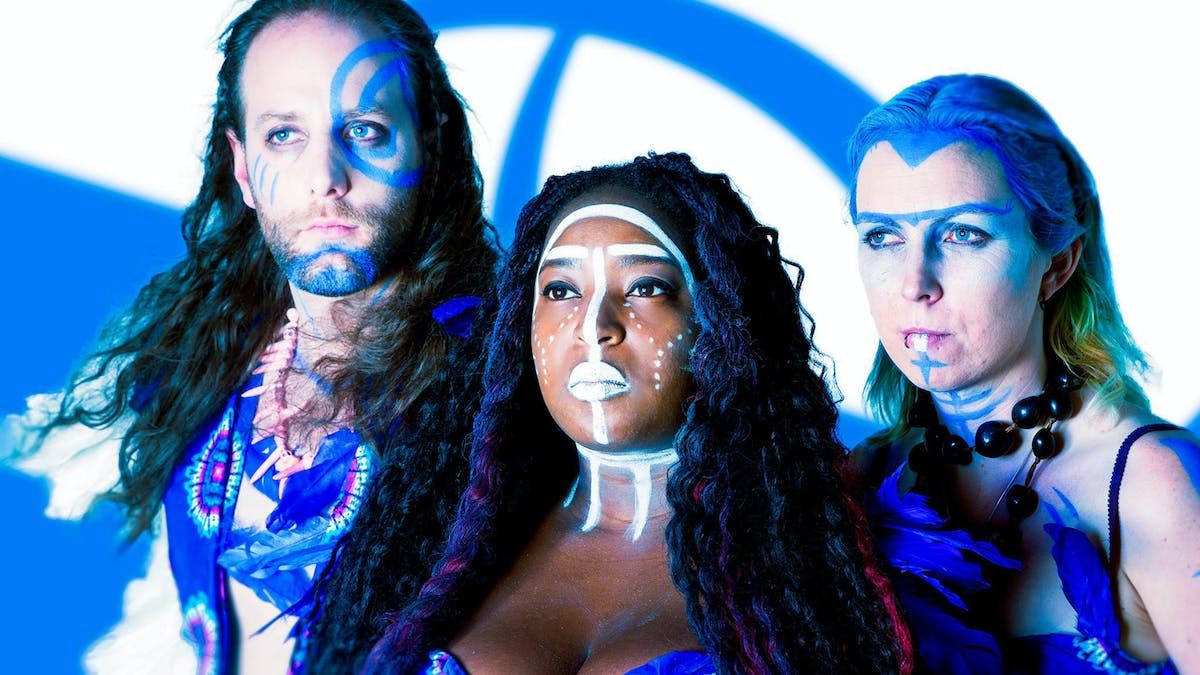 Vodun get ready for Glastonbury with eye-opening new video