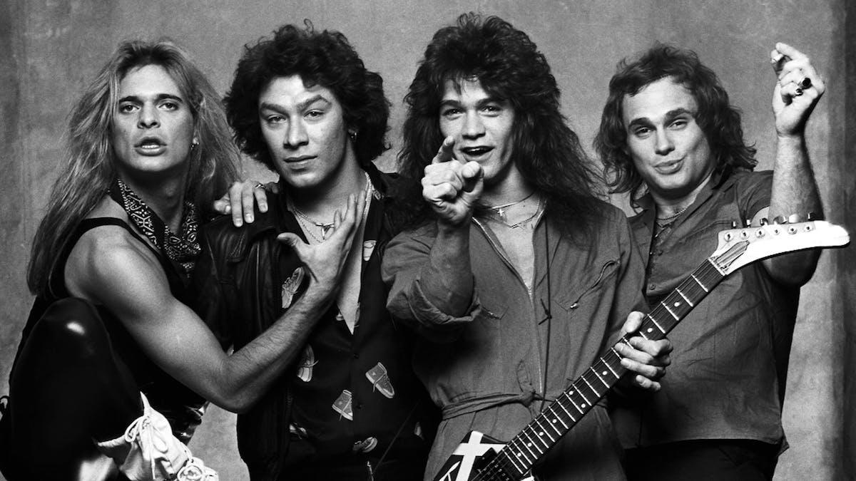 Eddie Van Halen - cover
