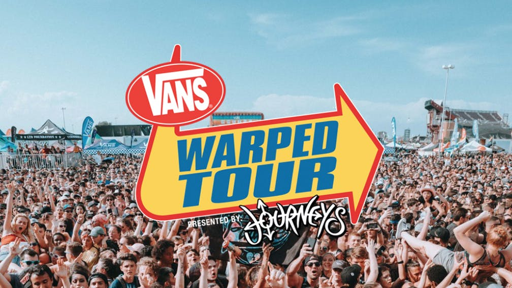 More Bands Have Been Announced For This Year's Warped Tour