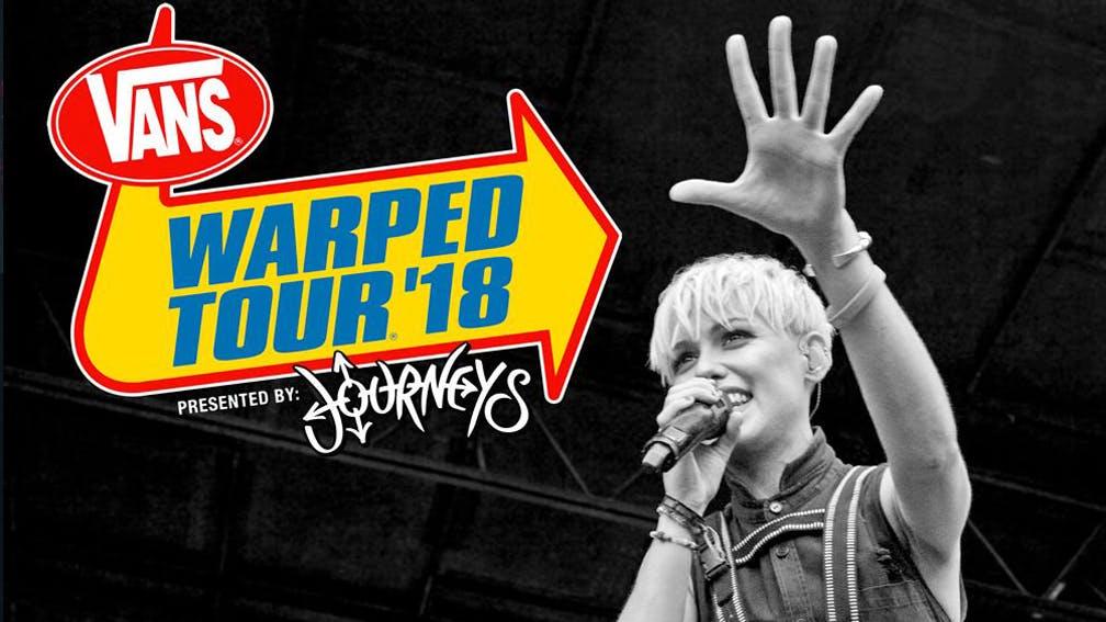 Vans Warped Tour Announce 2018 Compilation Tracklisting
