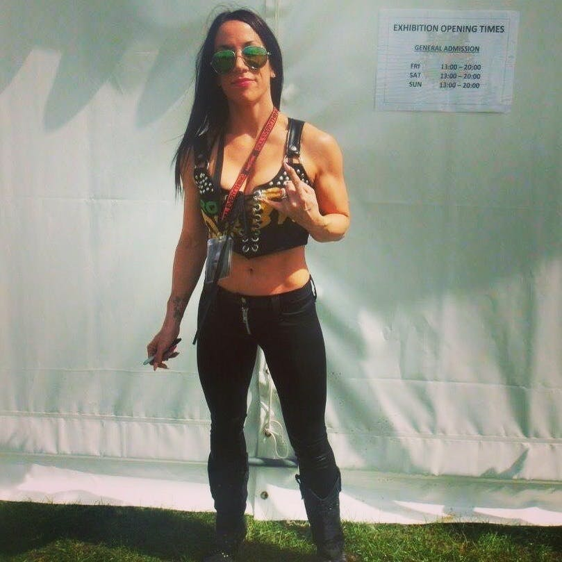 Vicky Hungerford from Bloodstock