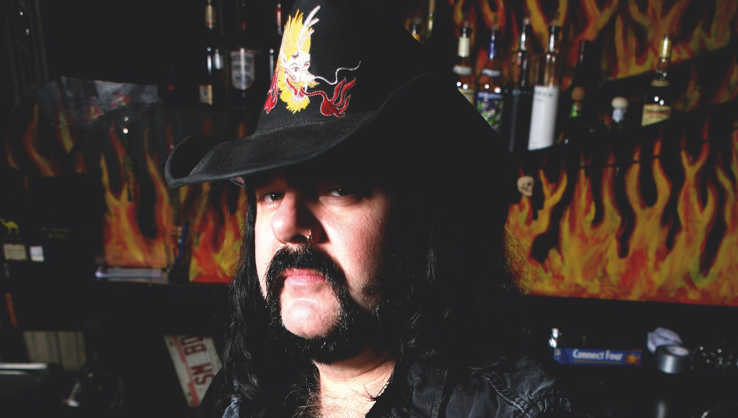 Pantera Reveal Vinnie Paul's Headstone