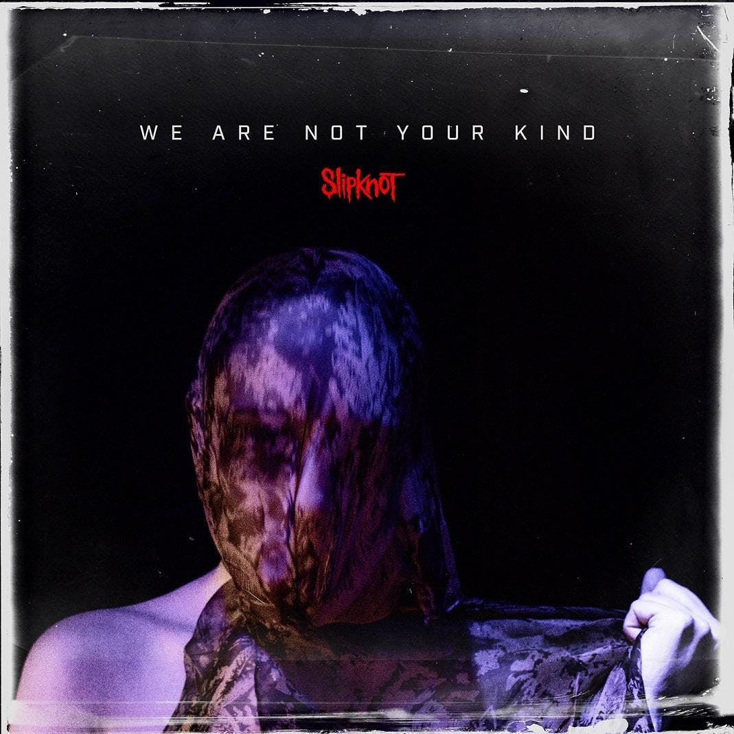 We Are Not Your Kind album cover