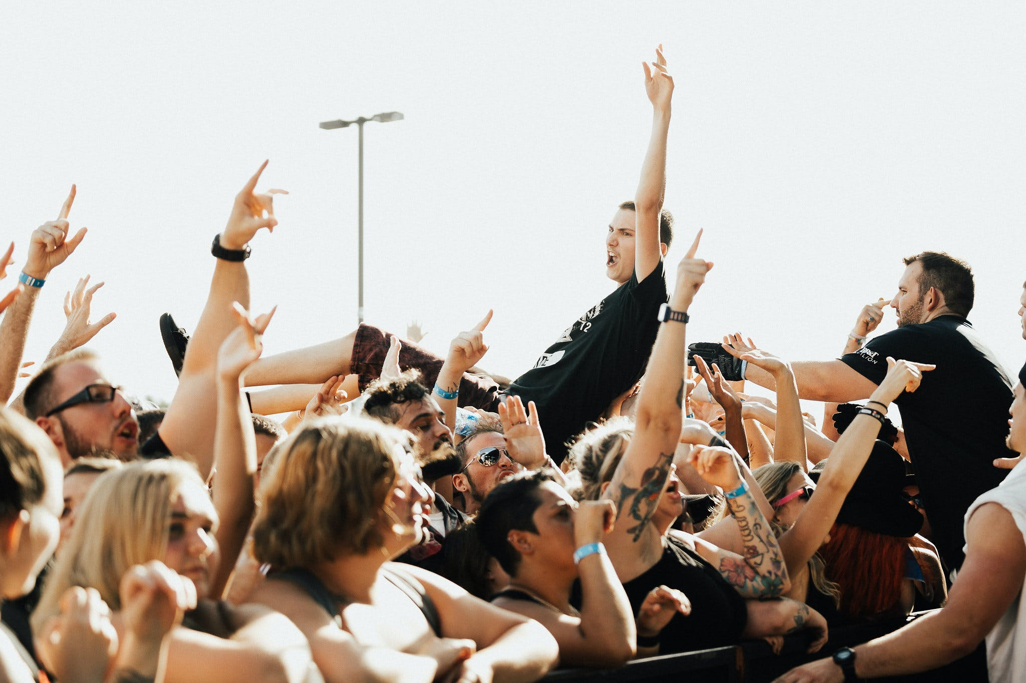 Farewell, Warped Tour: An Account From One Of The Festival's Last Shows