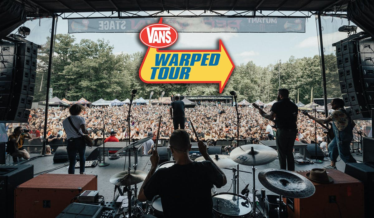 How A Death Metal Show Inspired Warped Tour