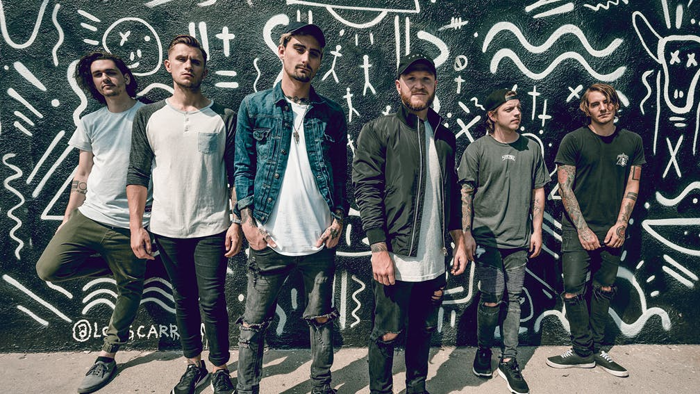 We Came As Romans 2018