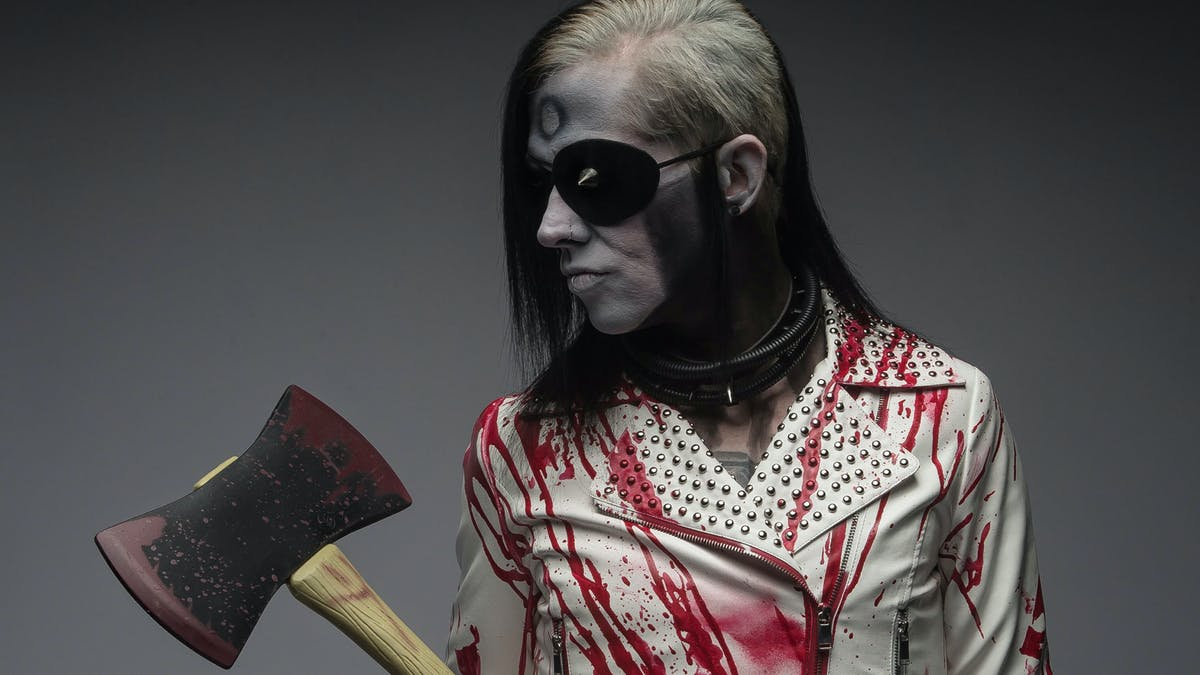 """I Think We Are Alien. Something Manipulated Our DNA"": 13 Questions With Wednesday 13"