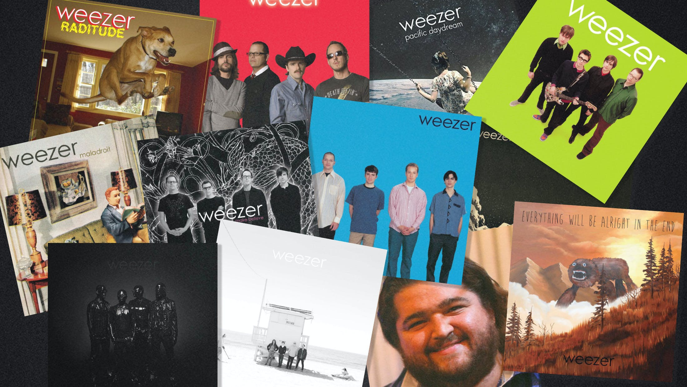 Every Weezer Album Ranked From Worst To Best