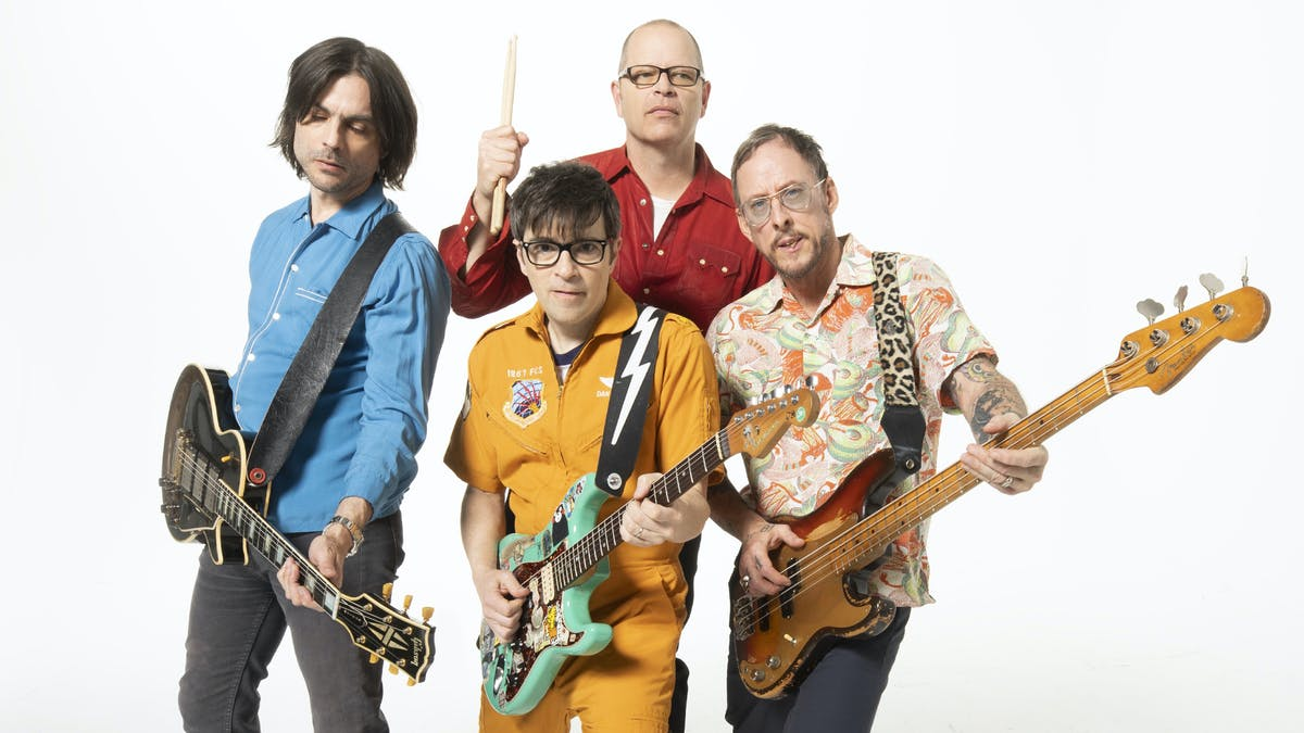 Weezer are releasing a surprise new album, OK Human, next week