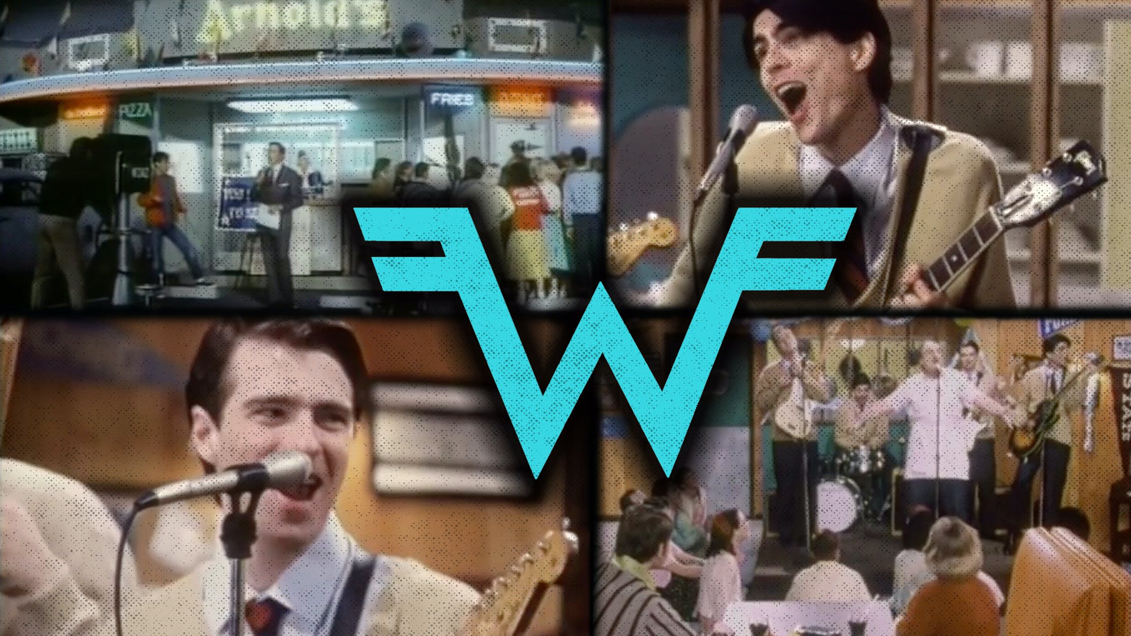 A Deep Dive Into Weezer's Buddy Holly Video