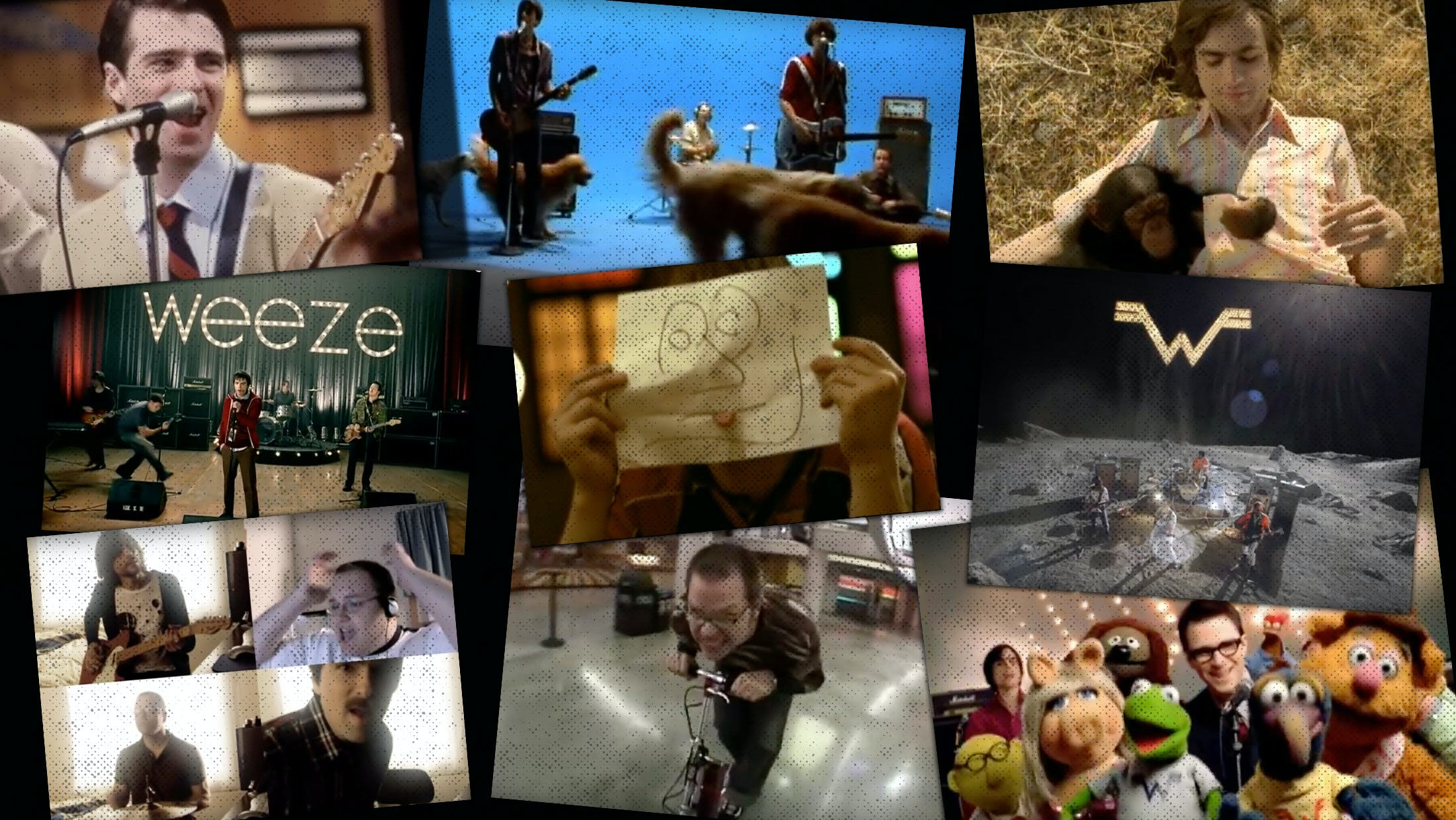 Weezer's Best Music Videos Ranked In Order Of Awesomeness