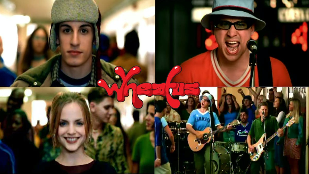 A Deep Dive Into Wheatus' Teenage Dirtbag Video