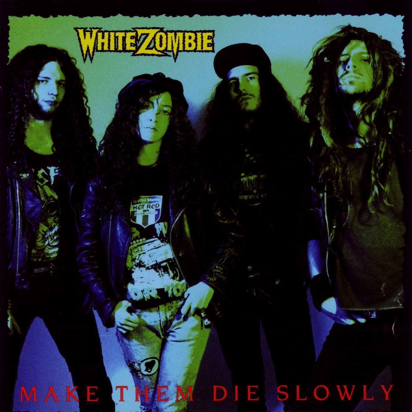 White Zombie Make Them Die Slowly
