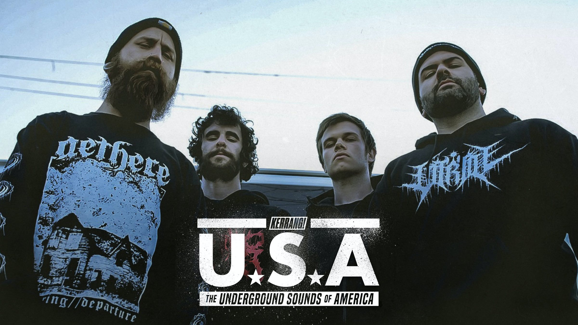 The Underground Sounds Of America: Wolf King