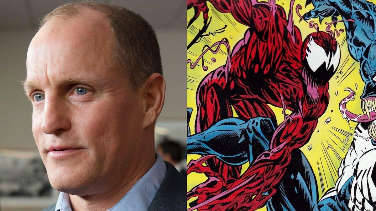 Leaked First Look At Woody Harrelson In Venom 2 Surfaces Online — Kerrang!