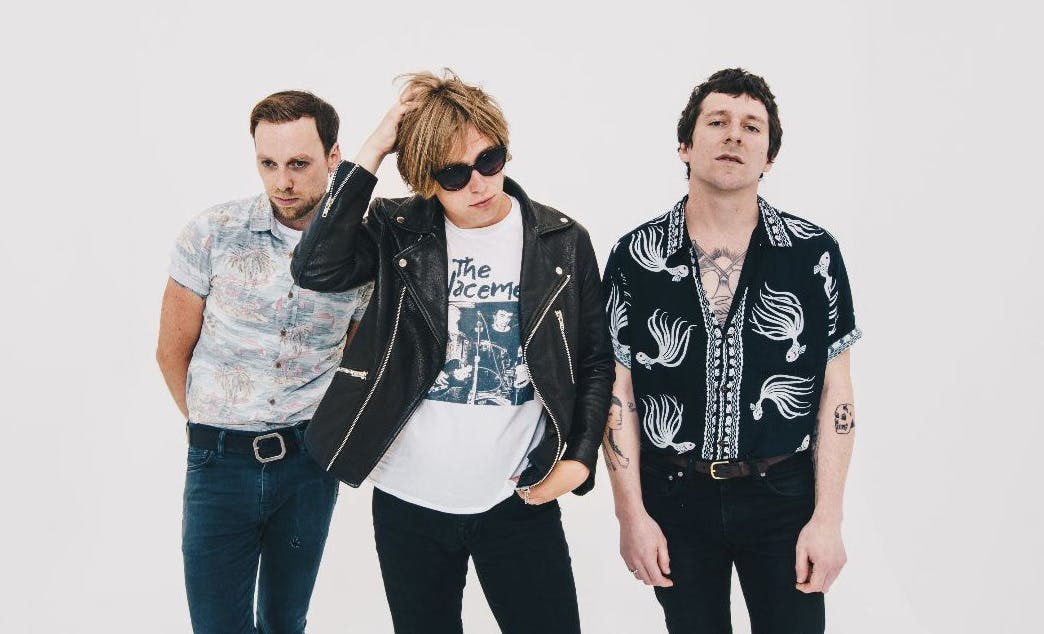 The Xcerts Announce New EP And UK Headline Tour
