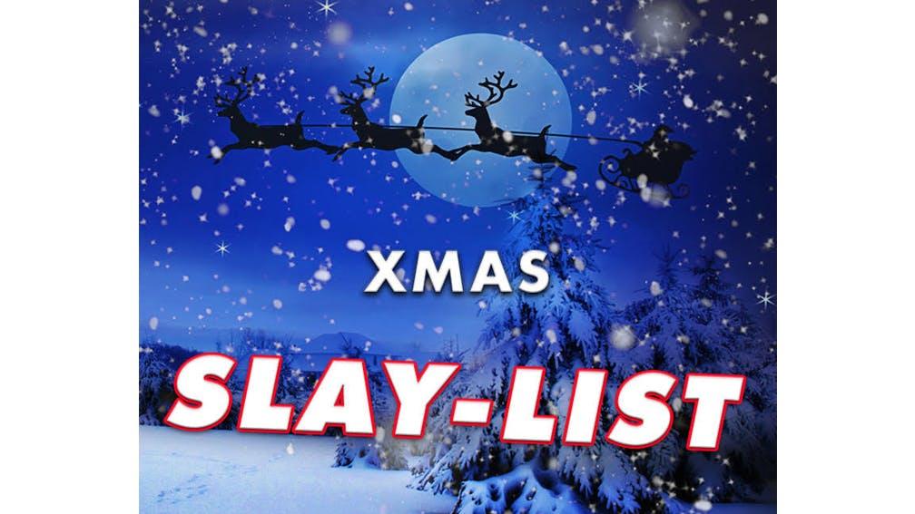 Kerrang! Presents: The Ultimate Xmas Slay-List!