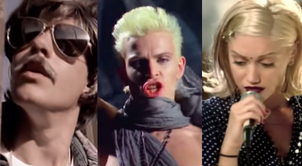 YouTube Is Upgrading A Bunch Of Classic Music Videos To High Definition