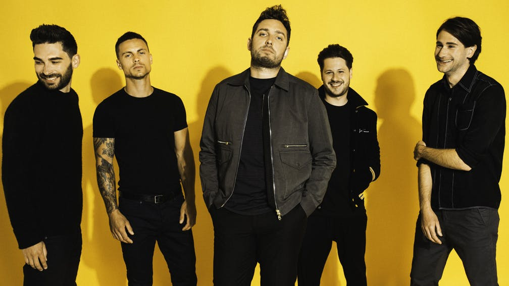 You Me At Six July 2018 Promo