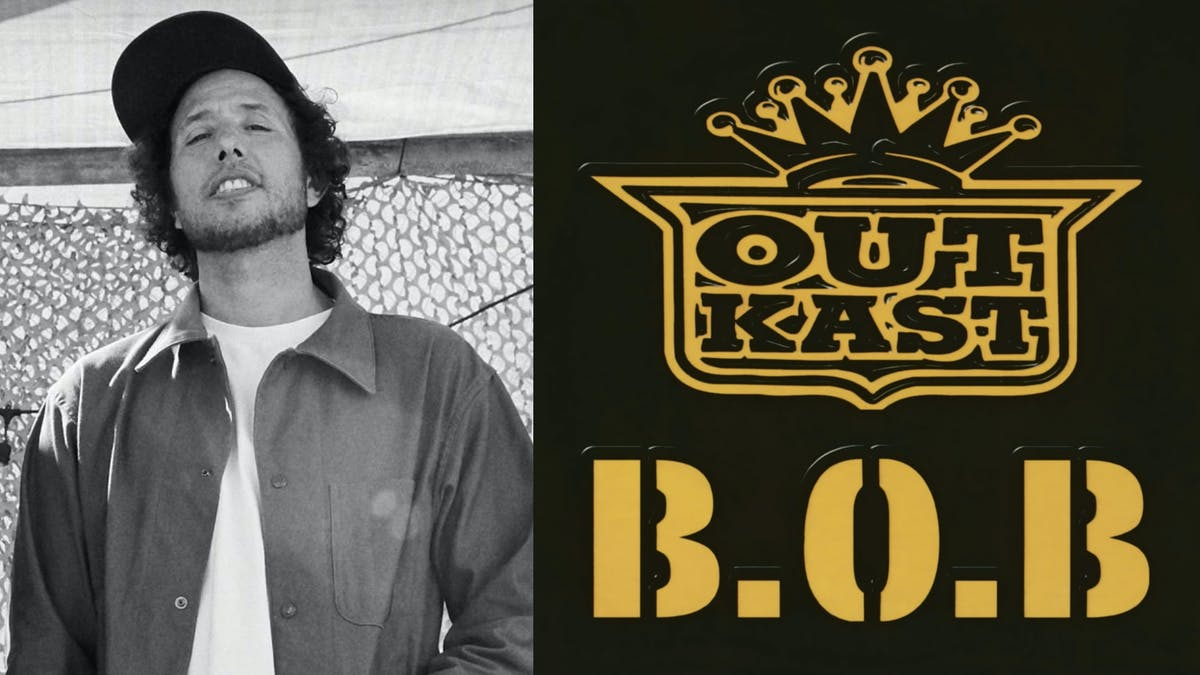 Hear Zack de la Rocha's Unearthed Remix Of OutKast's B.O.B (Bombs Over Baghdad)
