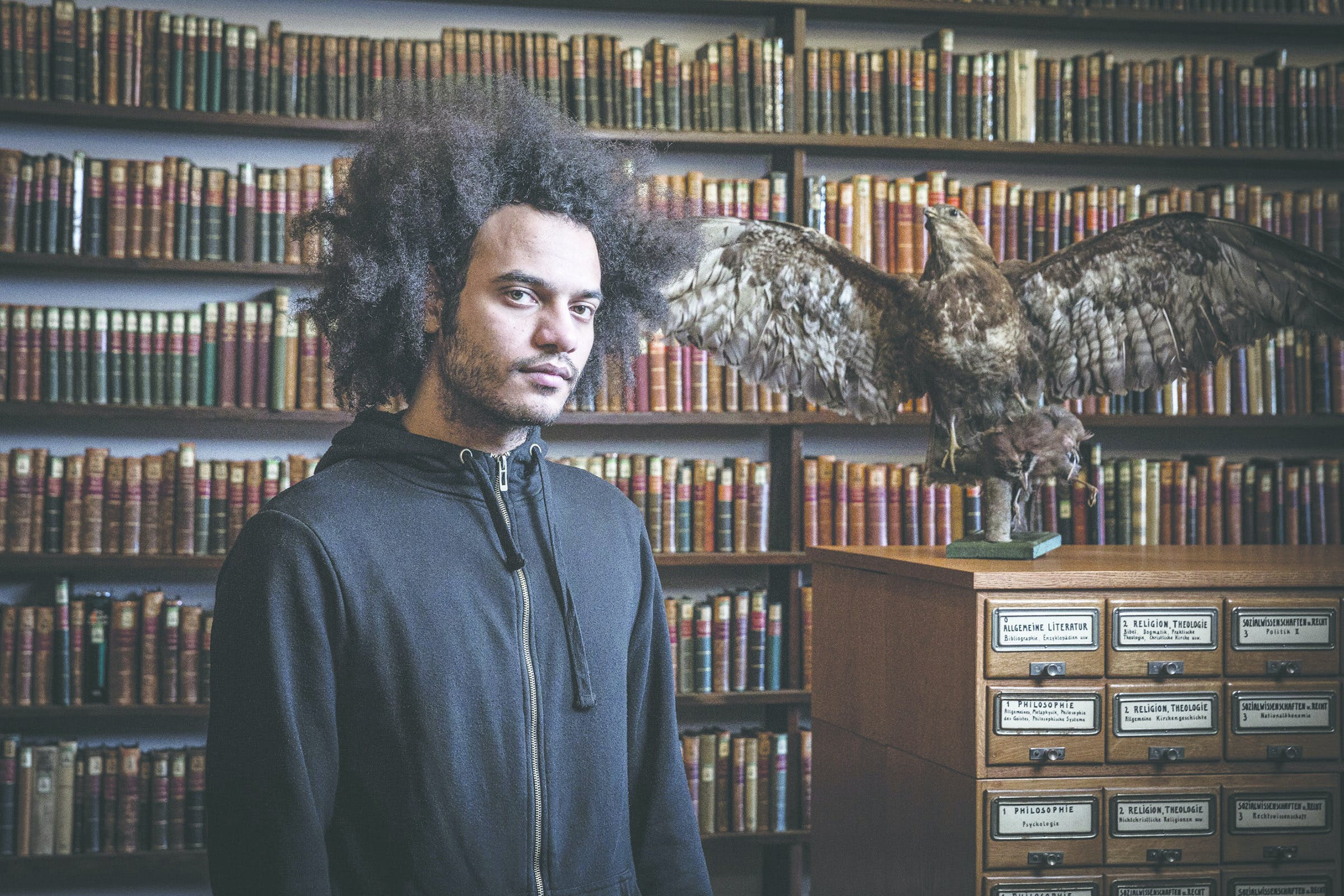 Album Of The Week: Zeal & Ardor's Stranger Fruit